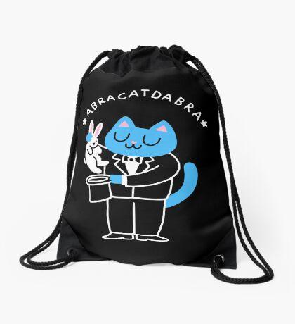 abraCATdabra Drawstring Bag