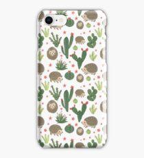 Prickly Friends iPhone Case/Skin