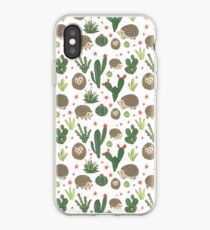 Prickly Friends iPhone Case