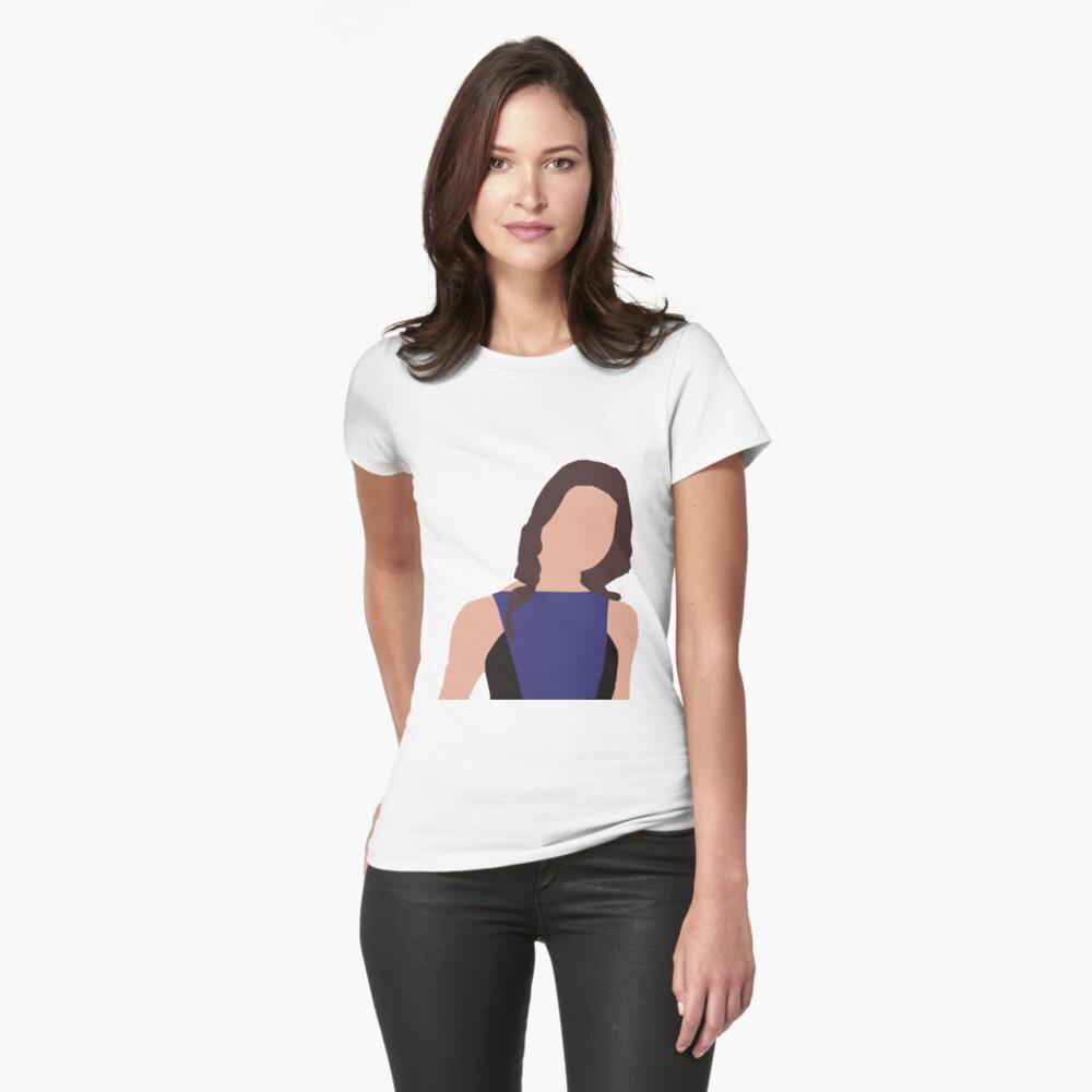 Phillipa Soo Camiseta entallada