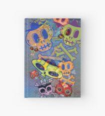 Skull Leggings Unisex Hardcover Journal