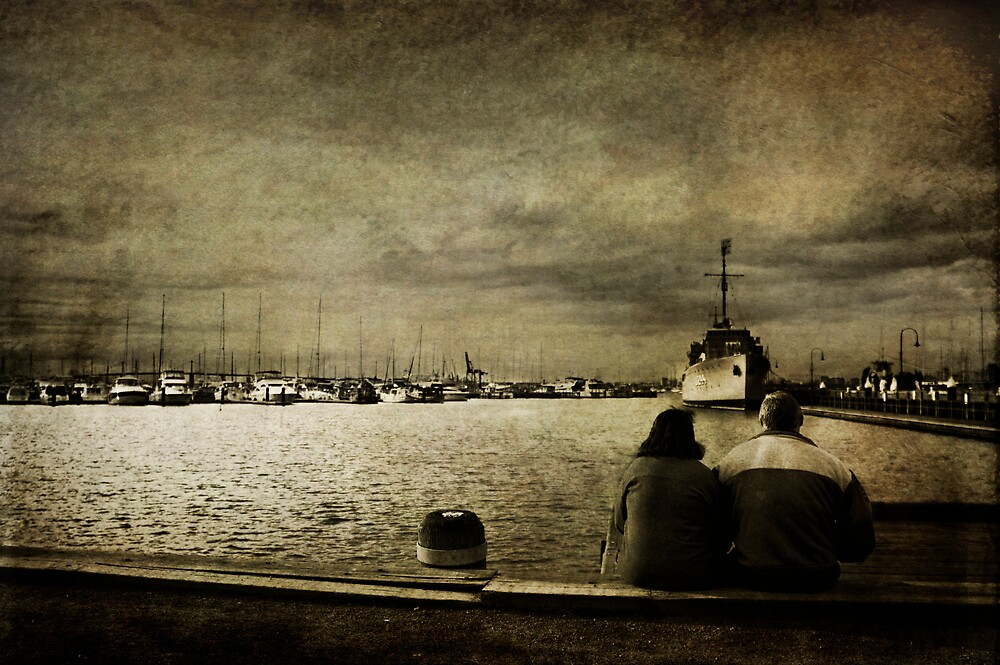 Two if by sea by Wulff