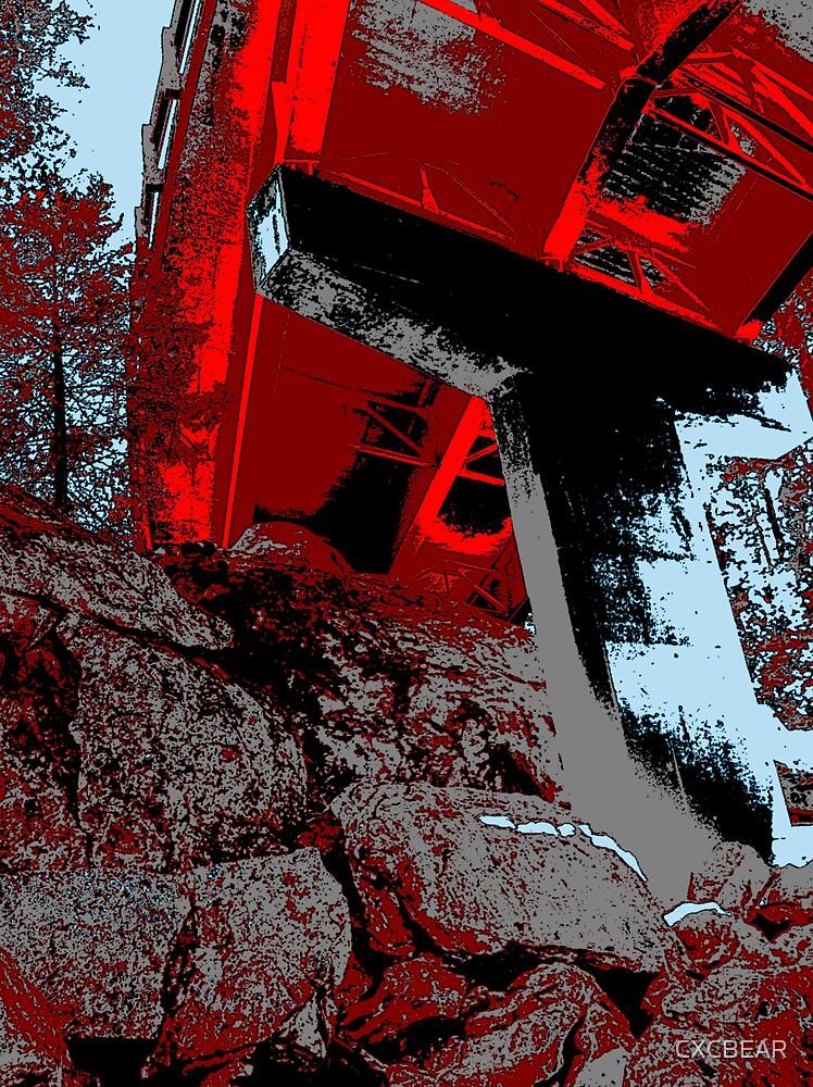The Bridge to Nowhere by CXCBEAR