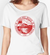 Universidad de Puerto Rico Women's Relaxed Fit T-Shirt