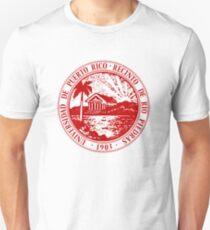 Universidad de Puerto Rico Unisex T-Shirt