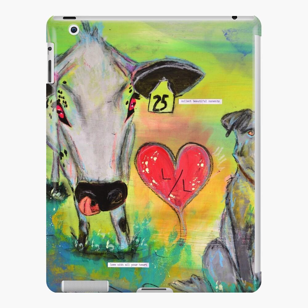 Ducky y Jake Funda y vinilo para iPad