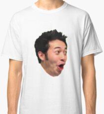 Pog champ Twitch Emote Classic T-Shirt