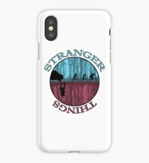 Stranger Things The Upside Down iPhone Case/Skin