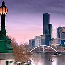 Morning in Melbourne by Sam Sneddon