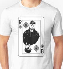 Royal Blood Playing Card Unisex T-Shirt