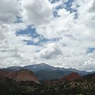 Garden of the Gods, Colorado Springs, Colorado  by lenspiro