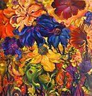 Inside the Garden by Barbara Sparhawk