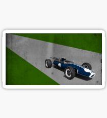 """Roaring Racing"" Sticker"