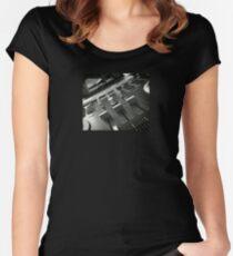 DJ Deck Women's Fitted Scoop T-Shirt