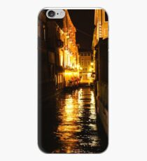 Golden Glow - Venice, Italy at Night iPhone Case