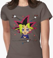 Color Obsession Womens Fitted T-Shirt