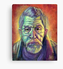 The Other Doctor Canvas Print
