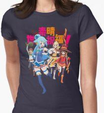 Konosuba! Tailliertes T-Shirt
