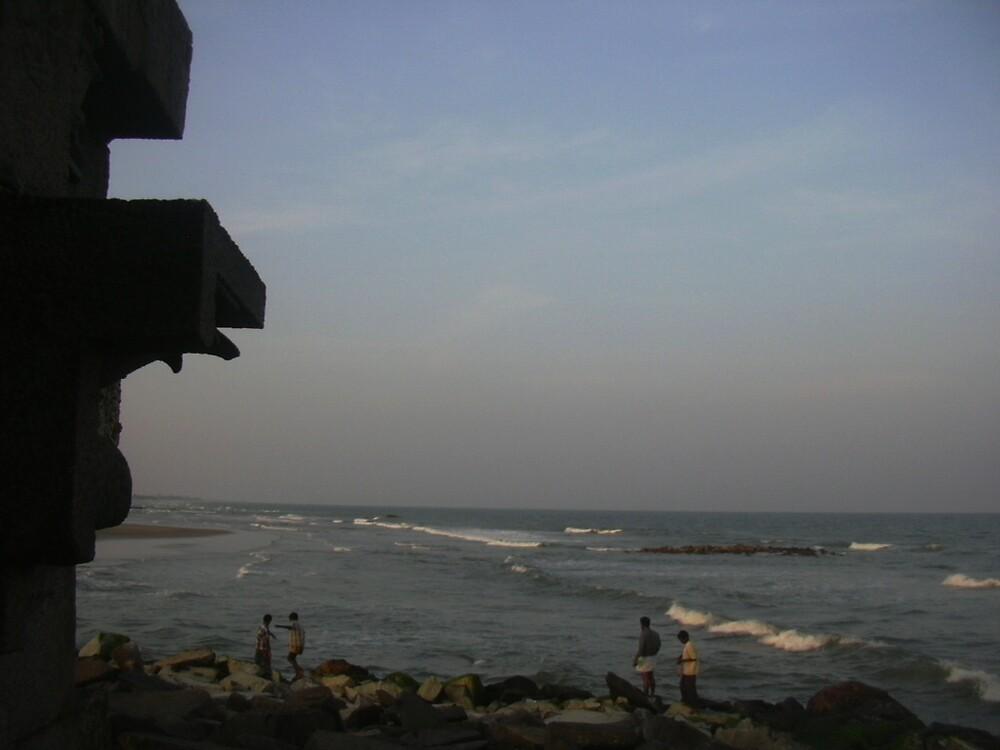 after tusunami by pugazhraj
