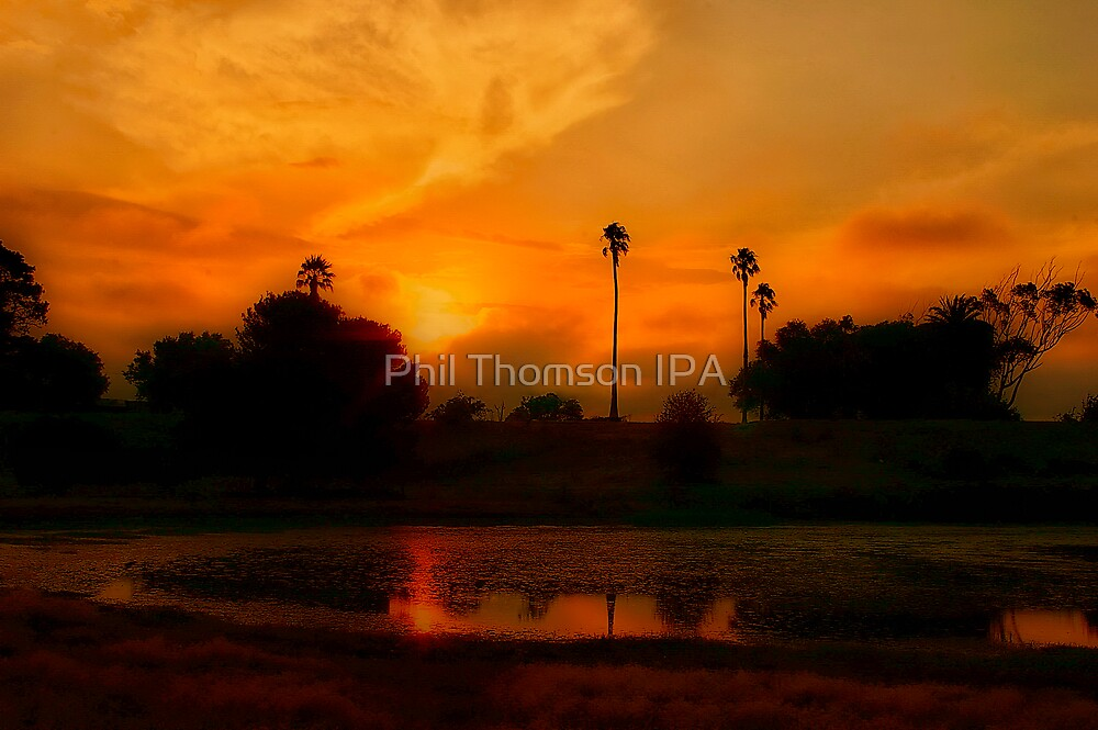 """""""The Day Thou Gavest,Lord, is Ended"""" by Phil Thomson IPA"""