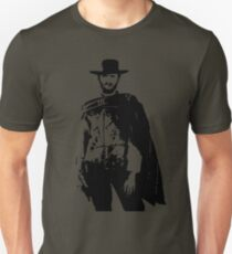 Clint Eastwood The Good, The Bad and The Ugly Unisex T-Shirt