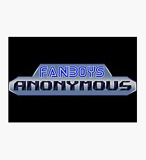 Fanboys Anonymous (Sega Genesis version) Photographic Print