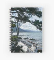 Sparkling Water Spiral Notebook