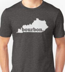 Kentucky Home T Kentucky Bourbon T-shirt Unisex T-Shirt