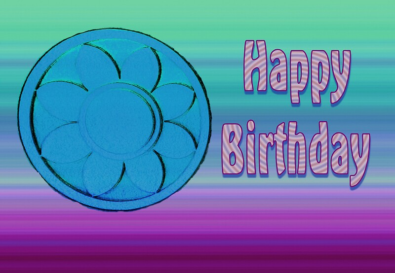 """Happy Birthday"" By Donna Grayson"