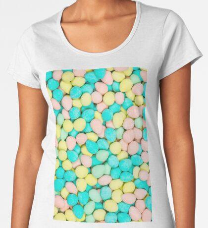 Easter Eggs Women's Premium T-Shirt