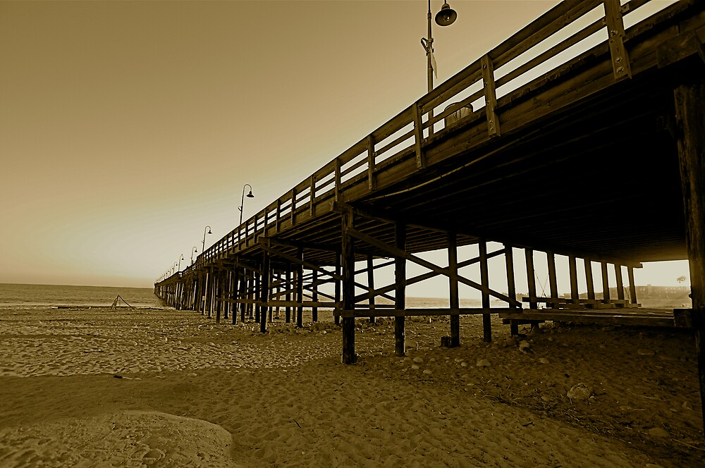 The Pier  by Robin Robb