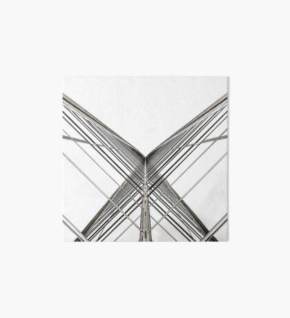 Glass Lines Art Board