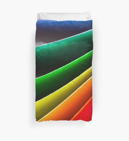 Paper Duvet Cover