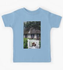 Paysages Normandie LOVE  landscapes 20 (c)(h) canon eos 5 by Olao-Olavia / Okaio Créations   1985 Kids Tee