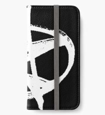 AZ signature Logo White iPhone Wallet/Case/Skin