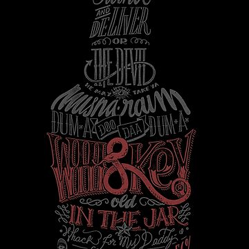 Whisky Rote Version von Verso
