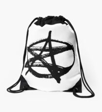 AZ Signature Logo Drawstring Bag