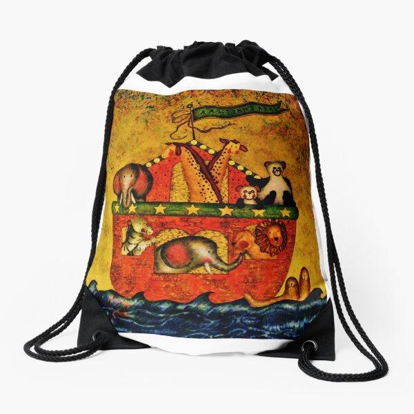 Aaliyah's Ark Drawstring Bag