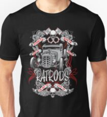 Rat Rod Prayer Unisex T-Shirt