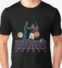 Basketball Retro Greek God Zeus T-Shirt