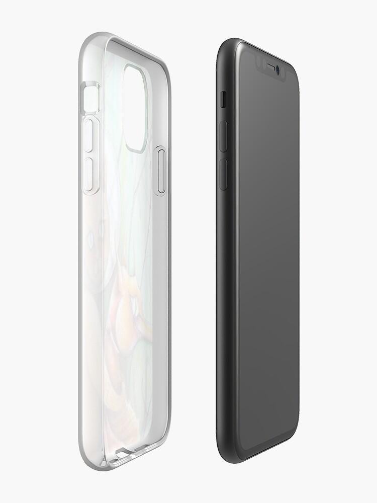 seahorse catfish iPhone 11 case