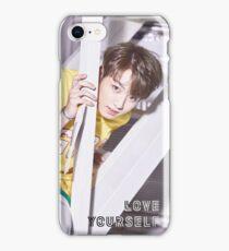 BTS Love Yourself Jungkook v1 iPhone Case/Skin