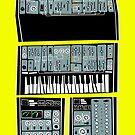 System 100 by Kris Keogh