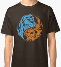 Mufasa and Scar Yin Yang Classic T-Shirt