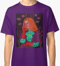 MYRTLE SNOW/ BURN THE WITCH Classic T-Shirt