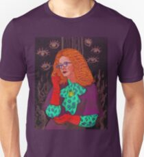 MYRTLE SNOW/ BURN THE WITCH Unisex T-Shirt