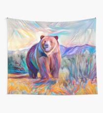Bär Wandbehang