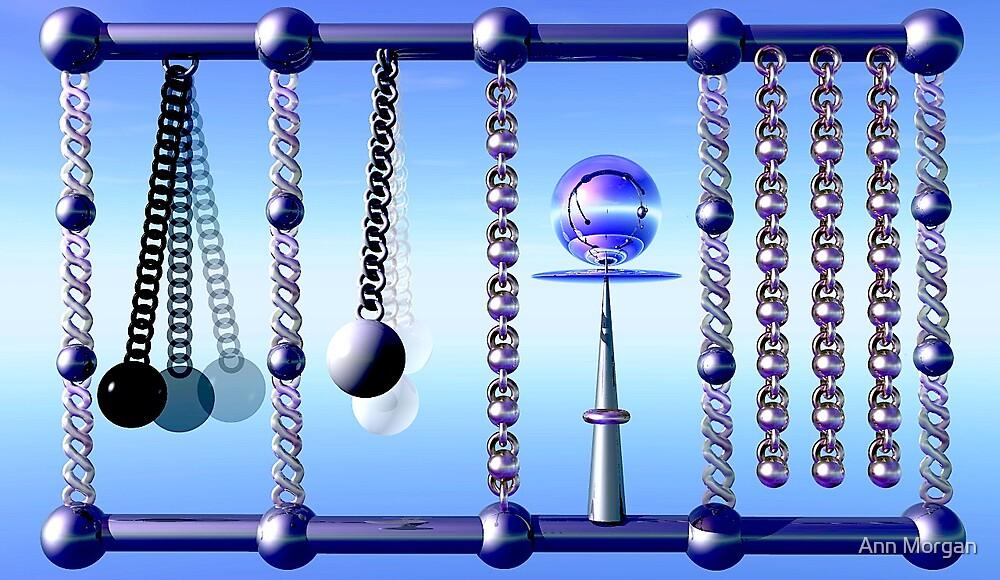 Balls And Chains  by Ann Morgan