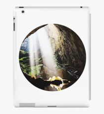 Hang Son Doong Cave Vietnam Largest Cave in the World iPad Case/Skin