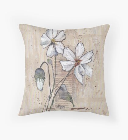 Wildlings Throw Pillow